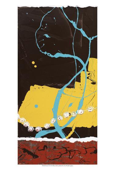 Pearls I-Dlynn Roll-Art Print