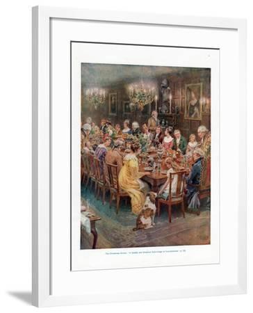 Pears Annual, Magazine Plate, UK, 1910--Framed Giclee Print