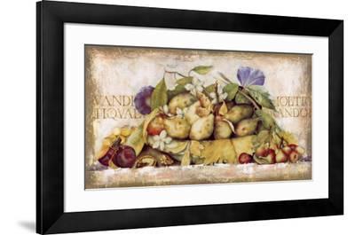 Pears for Peter-G^p^ Mepas-Framed Art Print