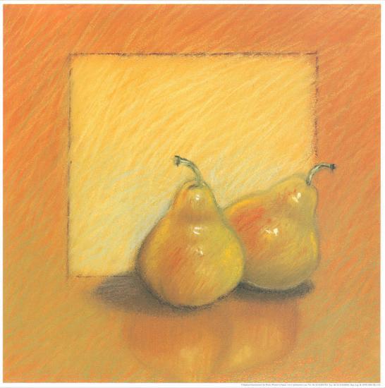 Pears-Urpina-Art Print