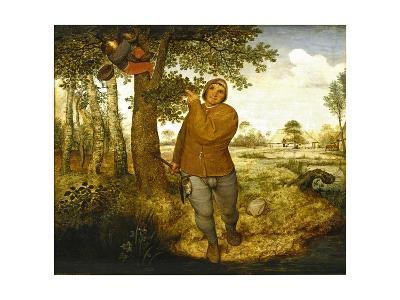 Peasant and the Nest Robber-Pieter Bruegel the Elder-Giclee Print