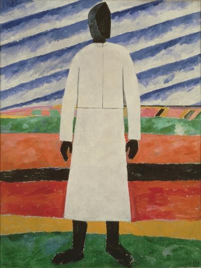 Peasant Woman, 1928-32-Kazimir Severinovich Malevich-Giclee Print