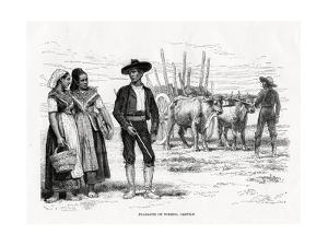 Peasants of Toledo, Castilla-La Mancha, Spain, 1879