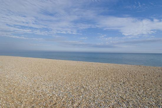 Pebble Beach, Bexhill-On-Sea, East Sussex, England-Natalie Tepper-Photo