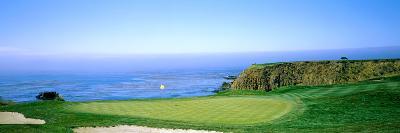 Pebble Beach Golf Course, Pebble Beach, Monterey County, California, USA--Photographic Print