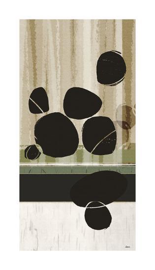 Pebble Beach I-Noah Li-Leger-Giclee Print
