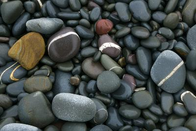 Pebbles on a Beach-Dr. Keith Wheeler-Photographic Print