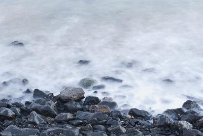 Pebbles on Playa Blanca, Lanzarote, Yaiza, Spain-Guido Cozzi-Photographic Print