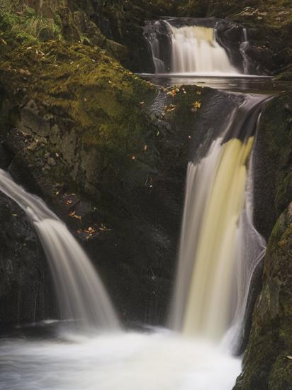 Pecca Falls, Ingleton Waterfalls Walk, Yorkshire Dales National Park, Yorkshire-Neale Clarke-Photographic Print