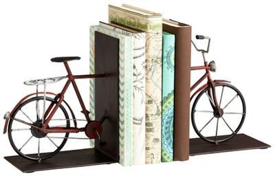 Pedal Bookend Pair