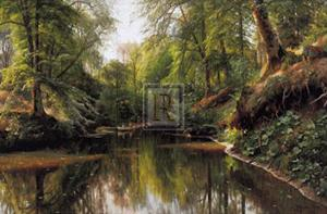 Out Boating, Saeby by Peder Mork Monsted