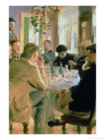 Lunchtime, 1883