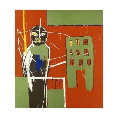 Pedestrian-Jean-Michel Basquiat-Giclee Print