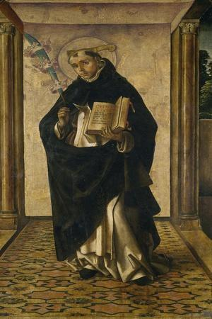 Saint Peter Martyr, 1493-1499