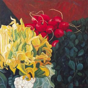 Pumpkin Blossom, 2002 by Pedro Diego Alvarado