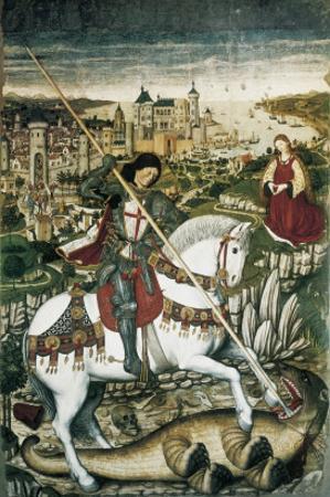 Altarpiece of Saint George