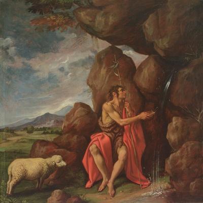 St. John the Baptist in the Desert