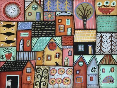Peeping 1-Karla Gerard-Giclee Print