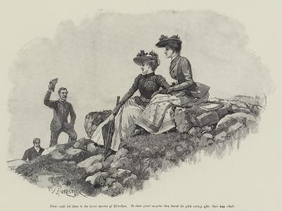 Peer and Heiress-Amedee Forestier-Giclee Print