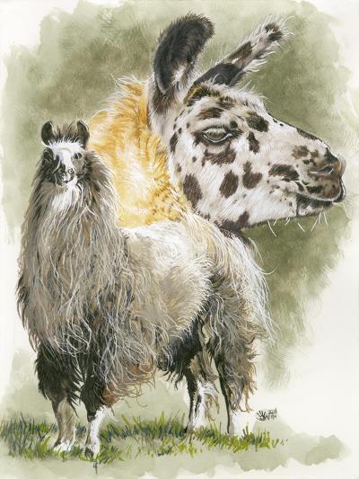 Peevish-Barbara Keith-Giclee Print