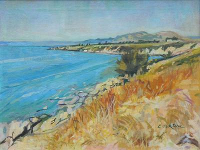 Pefkos Bay, Rhodes-John Erskine-Giclee Print