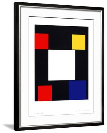 Pégase-Aurélie Nemours-Framed Limited Edition