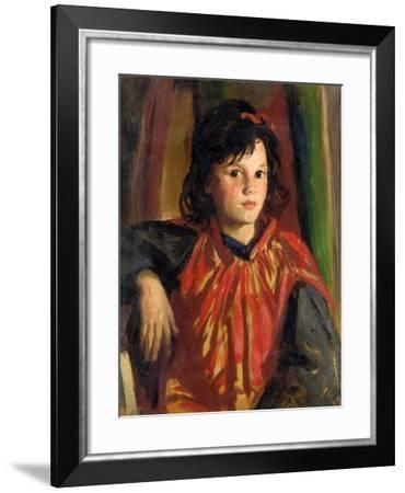 Pegeen, 1926-Robert Cozad Henri-Framed Giclee Print