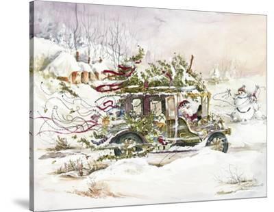 Santa's Limousine