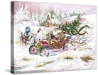 Santas 1909 Ford