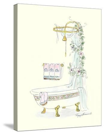 Tubs With Curtains-Bathtime Opulence