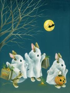 Boo Bunnies by Peggy Harris