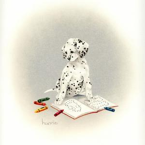 Dot to Dot by Peggy Harris