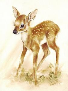 Fawn by Peggy Harris