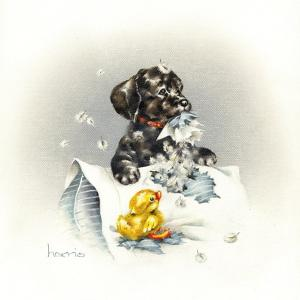 Just Ducky by Peggy Harris