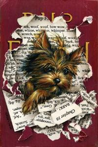 Pup Fiction by Peggy Harris