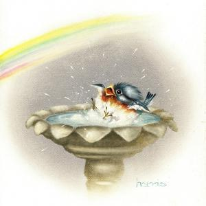 Singin' in the Rain by Peggy Harris