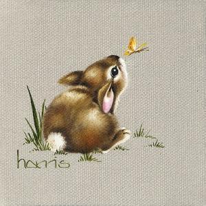 Tiny Bunny by Peggy Harris