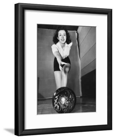 Peggy Moran, 10-Pin Bowl