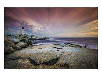 Peggy's Cove St. Margarets Bay--Art Print