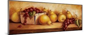 Fruit Panel I by Peggy Thatch Sibley