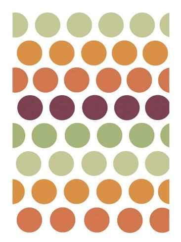 gicl e 39 points couleur terracotta 39 par denise duplock. Black Bedroom Furniture Sets. Home Design Ideas