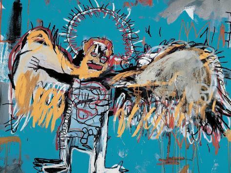 Untitled (Fallen Angel), 1981 Reproduction d'art