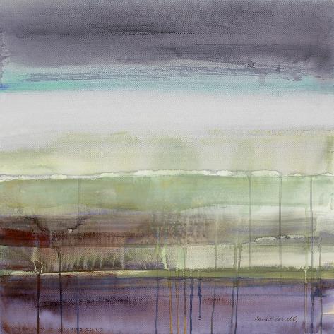 Purple Rain I Reproduction d'art