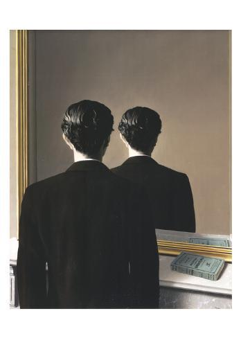 La Reproduction interdite, 1937 Reproduction d'art