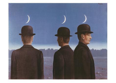 Le Chef d'Oeuvre Ou les Mysteres de l'Horizon, c.1955 Reproduction d'art