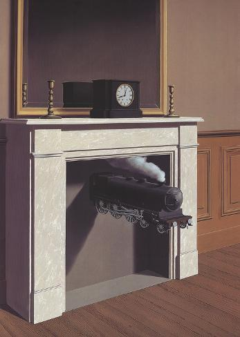 Time Transfixed Reproduction d'art