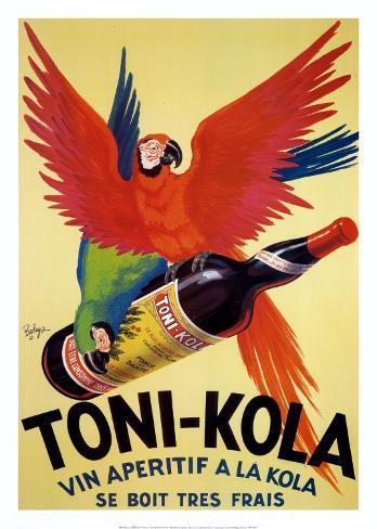 Toni-Kola Reproduction d'art