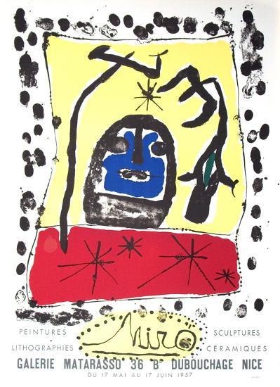 Peintures, Lithographies, Sculptures, Ceramiques-Joan Mir?-Collectable Print
