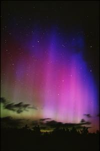Aurora Borealis, Finland by Pekka Parviainen