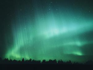 Aurora Borealis (Northern Lights) Seen In Finland by Pekka Parviainen